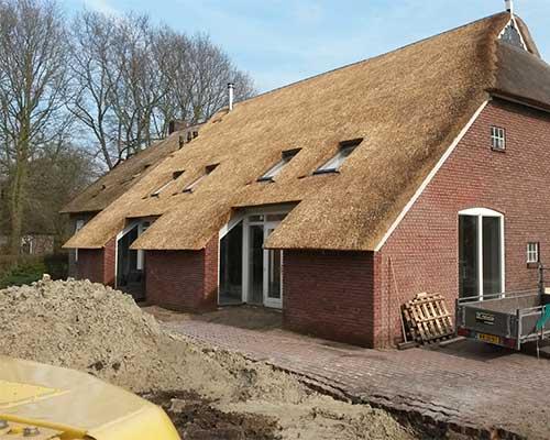 verbouwing boerderij klaar bouwbedrijf jongsma-